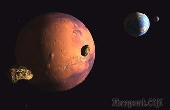Кто смог бы выжить на Марсе?
