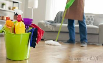 12 быстрых лайфхаков для уборки, о которых знают профессионалы