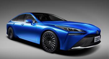 Тойота выпустит новую красивую модель в 2021 году: автомобиль вас удивит