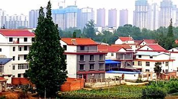 Китай 2018. 32. По пути из Чунцина в Сиань. Города-призраки. Почему их строят?