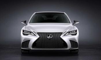 Lexus LS 2021: флагман Лексус обновился