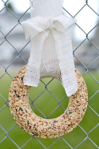 Идеи кормушек для птиц своими руками