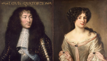 Какой конфуз! История темнокожего ребёнка короля Франции Людовика XIV