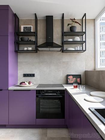 Минская дизайнер показала квартиру в стиле супрематизм