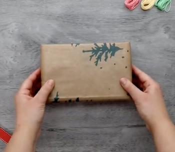 Идеи упаковки новогоднего подарка