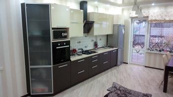 Кухня: тандем с гостиной на 24 квадратах