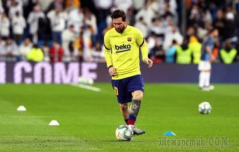 Потеряли миллионы: удержит ли «Барселона» Месси