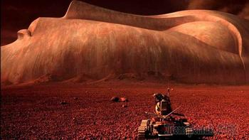 Безумные теории заговора связанные с Марсом