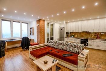 Минчанин своими руками отремонтировал квартиру в новостройке, сэкономив $7000