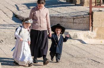 Национальные табу или чего нельзя делать в Израиле