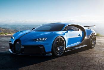 Bugatti Chiron 2021: дорожно-спортивный гиперкар с уникальными мощностными характеристиками силового агрегата