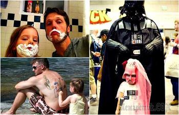 17 забавных ситуаций, которые знакомы всем отцам, воспитывающим дочек