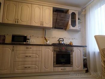 Моя кухня: отечественная техника, отечественный гарнитур