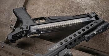 Свинцовый дождь: 50-зарядный пистолет, делающий бронежилет бесполезным