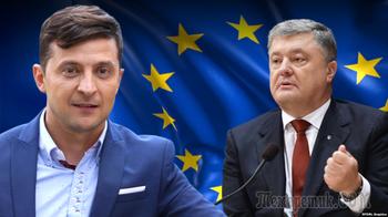 Давка и беспорядки: как прошли дебаты без Зеленского