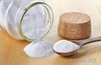 Применение соды в лечебных и бытовых целях