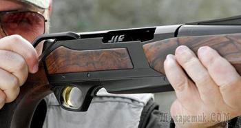 Карабин Browning Maral (Браунинг Марал) — компромисс между болтовой винтовкой и полуавтоматом