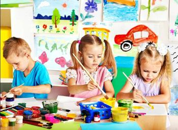 Польза раскрасок для детского развития