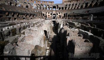 Какие тайны скрывал подземный мир Колизея, и Как в наши дни почувствовать себя гладиатором