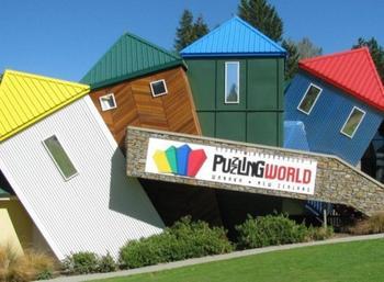 10 самых нетривиальных достопримечательностей Новой Зеландии