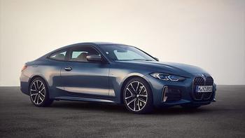 Новый BMW 4-Series Coupe (G22) представлен официально