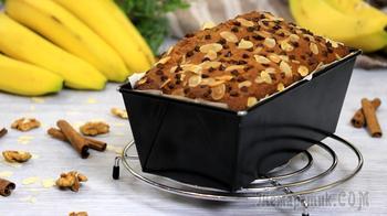 Банановый Хлеб или Кекс