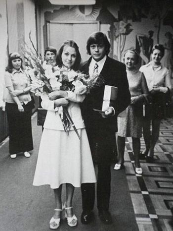 Советские знаменитости, женившиеся только 1 раз