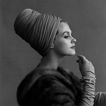 Женская мода 1960-х годов в красивых фотографиях Ханса Дуккерса