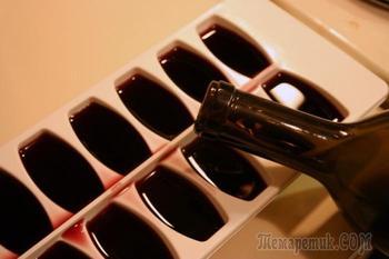 Странные способы использования вина, которые оценит любая хозяйка