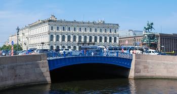 Мосты Санкт-Петербурга (фото с названиями)