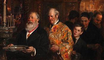 Староста церковный: обязанности, функции и особенности деятельности