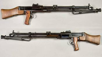 Как появлялись пулемёты, эпопея «Кнорр-Бремзе» M40