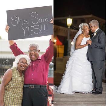 Как я встретил вашу маму: 20 фотографий, на которых запечатлены истории любви