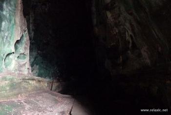Что скрывается в пещере