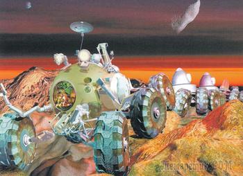 Марс – это вам не Луна. Почему так сложно отправить человека на Красную планету