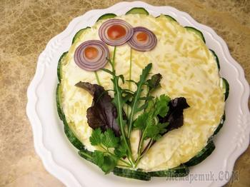 Устоять невозможно! Любимый салат на Новый год 2020