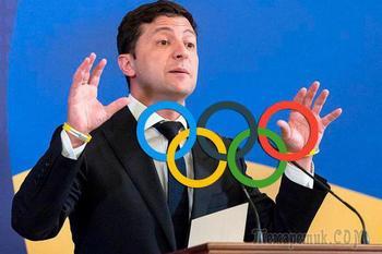 «Должны быть амбициозными»: Зеленский требует Олимпиаду