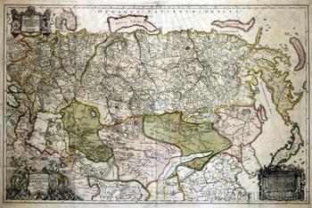 В Царстве Сибирь говорили не Тартария, а Таттария.