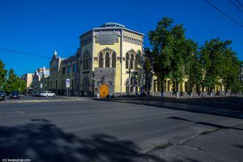 Фото прогулка по городу Курск