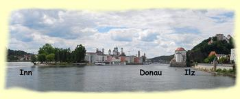 Германия, Пассау: достопримечательности, отзывы туристов и фото