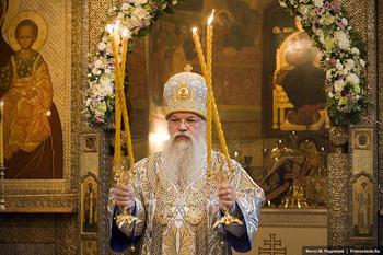 «Тяга к святости была стержнем его личности» Памяти архиепископа Алексия (Фролова)
