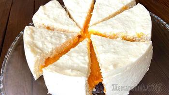 Волшебный десерт за 15 минут без выпечки + время на застывание