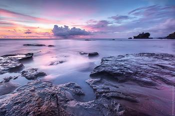 Человек и море в фотопроекте