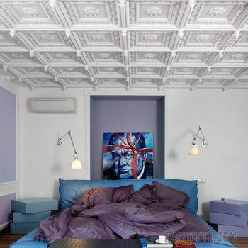 Потолок в квартире: варианты, которые не должны давить