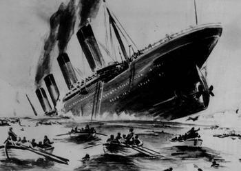 Основным виновником гибели «Титаника» оказался не айсберг