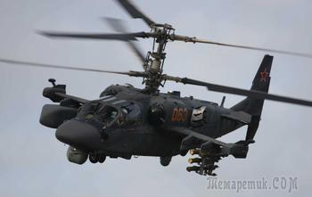 Ударная мощь России - Вертолет Ка-52