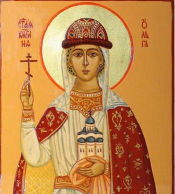 Икона Святая Ольга: значение, о чем перед ней молятся?