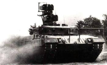 Танк на двоих Kampfpanzer Versuchsträger 2000 (VT-2000)