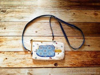 Шьем летнюю сумочку с мороженым
