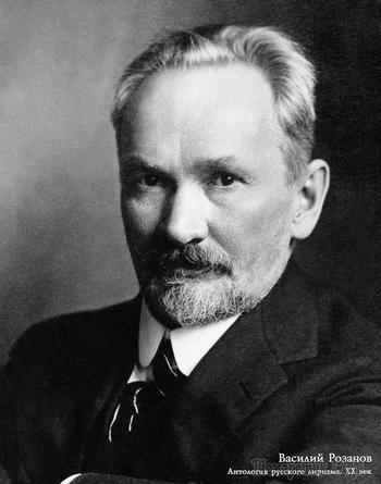2 мая 2021 года — 165 лет со дня рождения Василия Васильевича Розанова (2 мая 1856 — 5 февраля 1919)